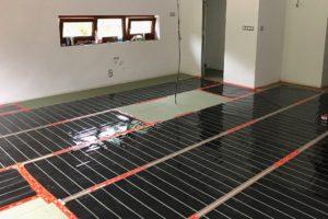 Podlahové krytiny larx uhlikove folie instalace pod krytinu
